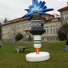 Inflatable special Bosch