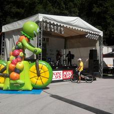 Inflatable special Bon Pari