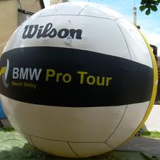 Inflatable ball Wilson