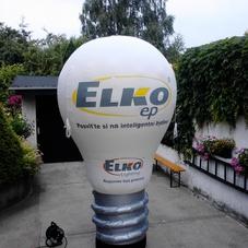 Inflatable bulb Elko