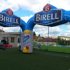 Inflatable arches Birell