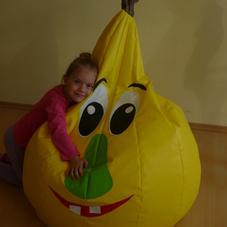 Chill chair pear