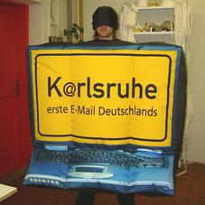 Aufblasbare kostüme Karlsruhe