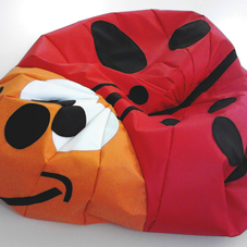 Chill chair lady bug