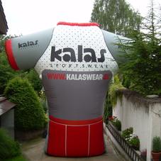 Inflatable jersey Kalas