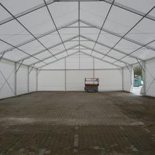 Hale interior