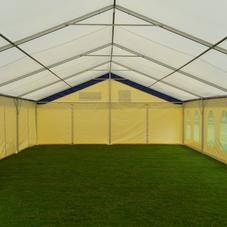 Structure tent interier
