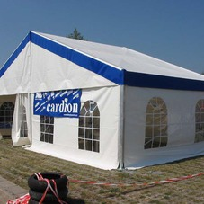 Structure tent Cardion