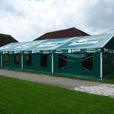 Structure tent Pilsner Urquell