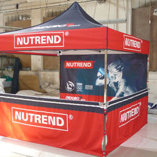 Folding tent Nutrend