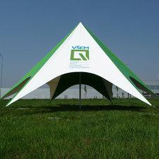 Star tent VŠEM