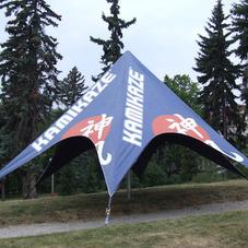 Tähti teltat Kamikaze
