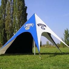 Star tent Familia