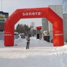 Inflatable Arch Sonera