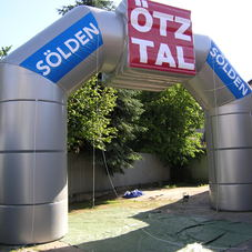 Inflatable Arch Otztal