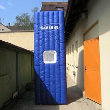 Inflatable block Samsung