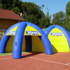 Inflatable Tent Expres