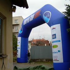 Inflatable Arch World Cup