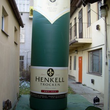 Inflatable Cylinder Henkell