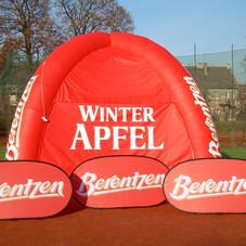 Inflatable Tent Berentzen