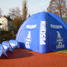 Inflatable Tent Puschkin