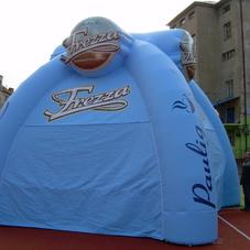 Inflatable Tent Frezza