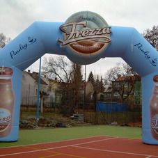 Inflatable Arch Frezza