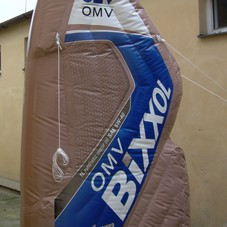 Inflatable Jerry Can OMV