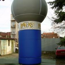 Inflatable Sphere Bansko