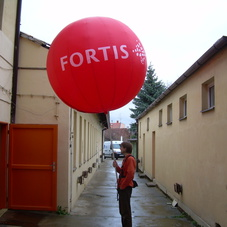 inflated sphere Fortis