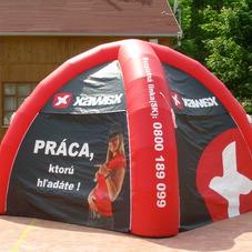 Inflatable tent XAVAX