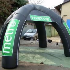 Inflatable tent Metro