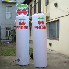 Inflatable cylinders Pacha
