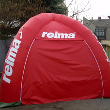 Inflatable tent Reima