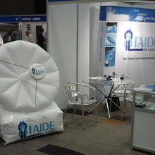 Inflatable antenna Taide