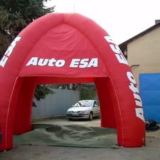 Inflatable tent Auto Esa