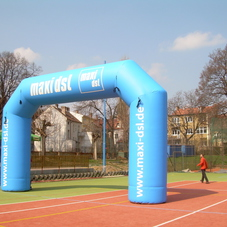 Inflatable arch maxi dsl