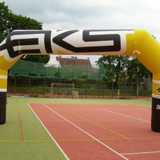 Inflatable arch EKS