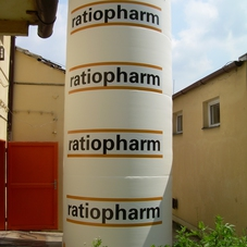 Inflatable cylinder Ratiopharm