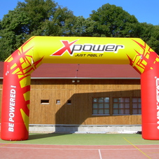 Inflatable arch Xpower