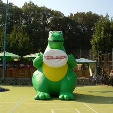 Inflatable dragon Snowlife