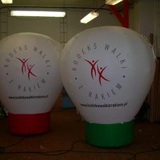 Inflatable balloons Rak