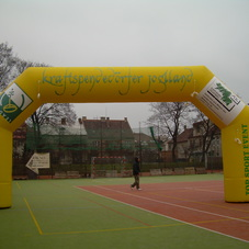 Inflatable arch Joggland
