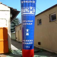 Inflatable tube Hango