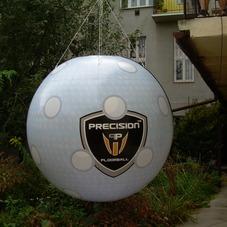 Inflatable ball Precision