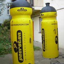 Inflatable bottle Peeroton