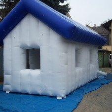 Inflatable house RWE