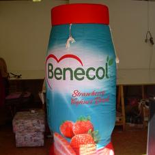 Sublimation printing Benecol