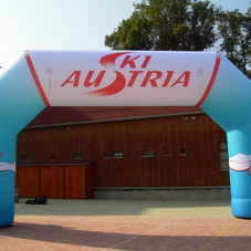 Sublimation printings Ski Austria