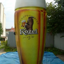 Digital priting Kozel